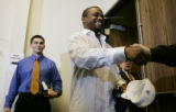 Denver Bronco's NFL 4th draft pick, in round 3, 101 pick overall,  Maurice Clarett, (center) RB...