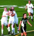 Coverage of the Class 4A AND 5A girls soccer state championships at Legacy Stadium. 4A begins at 5...