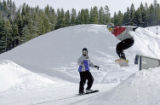The Steamboat Ski & Snowboard School has more Olympians and Olympic coaches on staff than any...