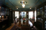 The dining room of  Myrtle-Rose Greene, 55, and her husband, Gerald Padmore, 62, on September 13,...