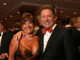 Children's Hospital Gala 2006 corporate co-chairmen Christie and Walter Isenberg.  (STEVE...