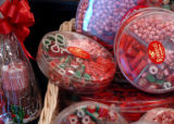 (DENVER , Colo., December 6, 2004)   The outlet store at Hammond's Candies  allows shoppers to...