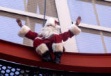 (Denver, Co.,  November 15, 2004.)   Santa Claus made his first appearance in Denver this year on...