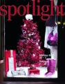 SPOTLIGHT FASHION COVER. Gift product shoot for the Holiday Gift guide running Dec. 16. Shooting...
