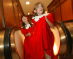 Colorado Ballet Auxiliary Sugarplum Ball at the Brown Palace Hotel in Denver, Colo., on Friday,...