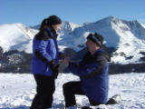 On Saturday, Dec. 4, Front Range residents David Stowell and Pauline Williams got engaged while...