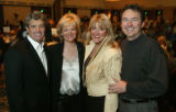"""Girls & Guys Night Out 2004,"" a benefit for Girls Inc., at the Marriott City Center..."