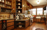 {Denver, Colorado., November 10, 2004} SCENTIMENTAL KITCHENS.   Two kitchens.  This one is...