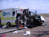 On May 9, 2006 at approximately 3:59 P.M. Colorado State Patrol Troopers responded to a fatal...