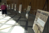 """Show Me, I Remember: Denver and the Holocaust"" is a small exhibition on display opening..."