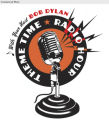 "PRN3 - Logo for XM Satellite Radio's ""Theme Time Radio Hour with Your Host Bob Dylan,""..."