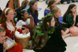 EJ635   Students at Southmoor Elementary school in Denver,  wait for their turn to perform during...