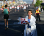 The Colfax Marathon was held on May 21, 2006, and spans Aurora, Denver and Lakewood.  Dawn Barrett...