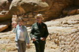 First Lady Laura Bush visited Mesa Verde National Park Tuesday May 23, 2006 to highlight the 100th...