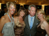 (Denver, Colo., May 6, 2006) Martha Kallestad (auction chair), Deedee Parker (sponsorship chair),...