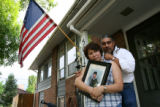 Michael and Geralyn Romero are the parents of Daniel Aaron Romero, first Coloradan killed. He died...