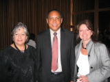 Colorado Endowment for the Humanities - From left, Marguerite Salazar (Charman of the CEH board),...