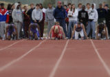 Coverage of the 33rd Annual Liberty Bell Invitational boys and girls track meet at Littleton High...