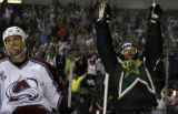 Taken 4/30/2006 -- #103152  Game 5, Stanley Cup Playoffs, First Round -- Colorado avalanche at...