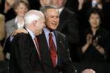 "(DENVER shot on 3/21/05)   President George W. Bush held one of 60 ""Conversations on Social..."