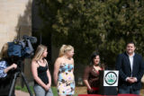 University of Colorado students that are members of pro-marijuana group NORML (National...