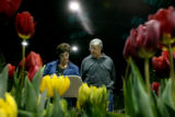 National Western Complex-Spring Home & Patio Show showcase their landscaping designs. Richard...