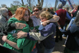 For the first time since the tornado hit the town of Holly Colorado on Wednesday, March 28th 2007,...