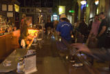 The front bar at the  Walnut Room at 3131 Walnut St. in Denver's LoDo on a Sunday night March 11,...