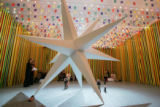 "A new installation at the Museum of Contemporary Art in Denver on March 3, 2007, named ""The..."