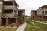 PARKER, Colo., photo taken April 24, 2004- Ironsides apartment complex Tuesday afternoon in...
