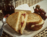 Pacifica Pear Grilled Cheese, from Chedd's Gourmet Grilled Cheese. SPECIAL TO THE NEWS.