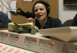 (DLM5553) -   Elda Gamez fields calls from people with questions and comments regarding Tuesday's...