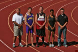 The 2006 Rocky Mountain All-Colorado track at Cherry Creek High School Wednesday afternoon May 31,...