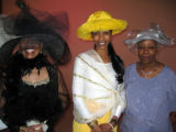 Women With Hattitude Luncheon to benefit the Women's Voices Series at the Denver Center Theatre...