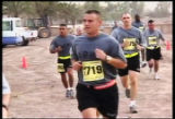 OVER 600 RUNNERS AT CAMP VICTORY IN BAGHDAD RAN THEIR VERSION OF THE 6.2-MILE (10KILOMETER) BOLDER...