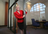 In My Office feature on Tami Door (cq), president and CEO of the Downtown Denver Partnership,  in...