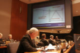 5/31/2006 - Washington DC - Dan Walsh of NTSB gives a report about the I-70 Girder collapse. (SHNS...