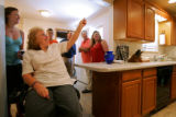 The Home Builders Foundation of Metro Denver and Sheffield Homes remodeled the home of Kathie...
