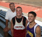 The 2006 Rocky Mountain All-Colorado boys track at Cherry Creek High School Wednesday afternoon...