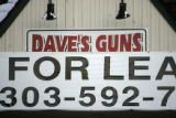 0787 The building where Dave's Guns was located is now for lease at 1842 South Parker Road in...