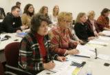 A Clerk's Study group made up of  County Clerks from various counties around the State, Election...