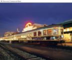 PRN9 - Riding the rails in style: Luxury cars from the GrandLuxe Express will be attached to...