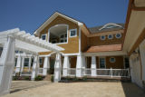 The Boat House is one of 5 homes a part of the Parade of Homes in Aurora, Co. July, 16 2007.  The...