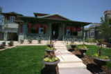 Exterior of Trade Winds which is a part of the Parade of Homes in Aurora, co. July, 16 2007.  The...