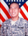 Sgt. Shin Woo Kim (cq) of Fullerton, California was 23 years-old when he died in Iraq. He entered...