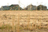 Development pushes up against growth boundaries near some  of the last land to be developed up...