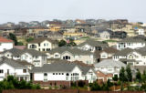 Development is pushing  up against growth boundaries in Aurora near the E-470 corridor July 12,...