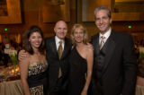 (Denver, Colo., Sept. 15, 2007) Kimberly and Jon Hauser with Marcia and Adam Schor, four of the...