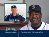 "Seattle Mariners commercial: Pep Talk: Sell the Mike Hargrove ""pep talk"" as a cure-all..."