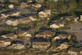 JOE362 Aerial view on Friday morning, May 23, 2008 of parts of Windsor, Colo., that was hit by a...